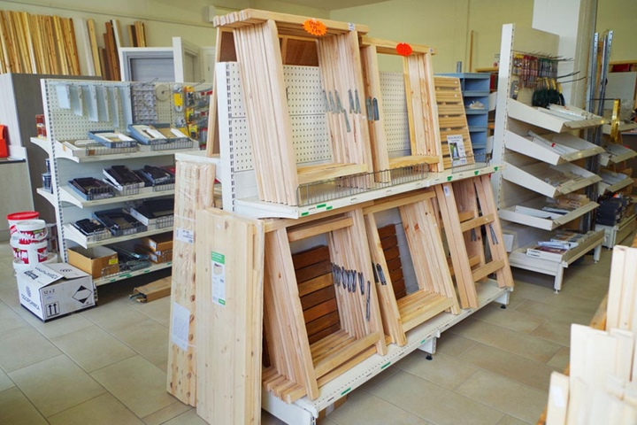 Fast woods il negozio for Oggetti per architetti